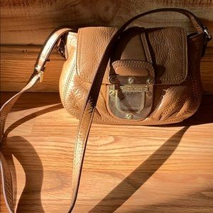 MICHAEL Michael Kors Small Leather Crossbody
